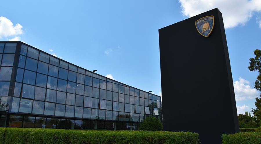 De Lamborghini Fabriek Bezoeken In Itali 235 Alles Over Maranello
