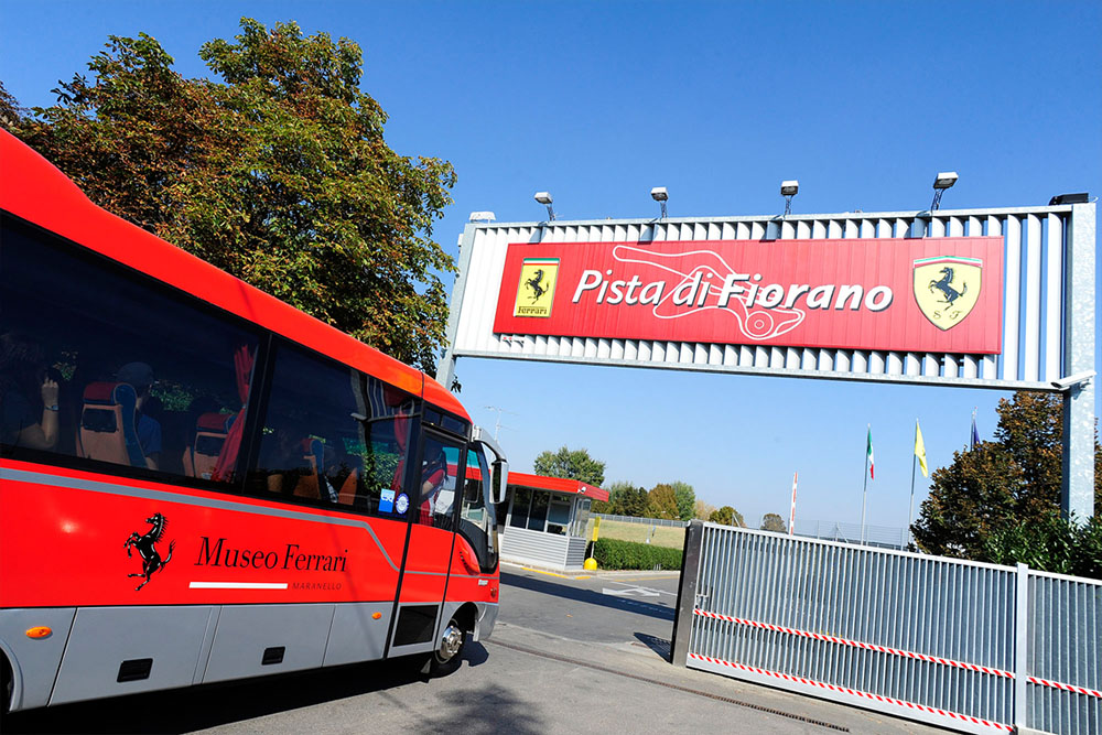 Factory Tour Ferrari